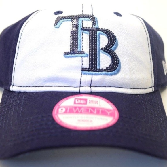bfc734a0 New Era Accessories | Womens Tampa Bay Rays 9twenty Cap | Poshmark